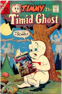 Large Thumbnail For Timmy the Timid Ghost #45