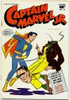 Cover For Captain Marvel Jr. 54