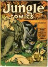 Cover For Jungle Comics 38