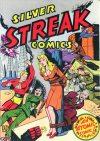 Cover For Silver Streak Comics 23