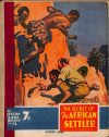 Cover For Sexton Blake Library S3 174 The Secret of the African Settler