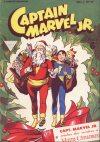 Cover For Captain Marvel Jr. 19