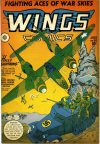 Cover For Wings Comics 35