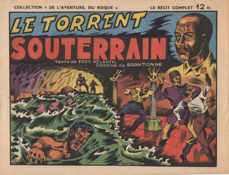 le torrent souterrain french language books