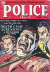Cover For Police Comics 123