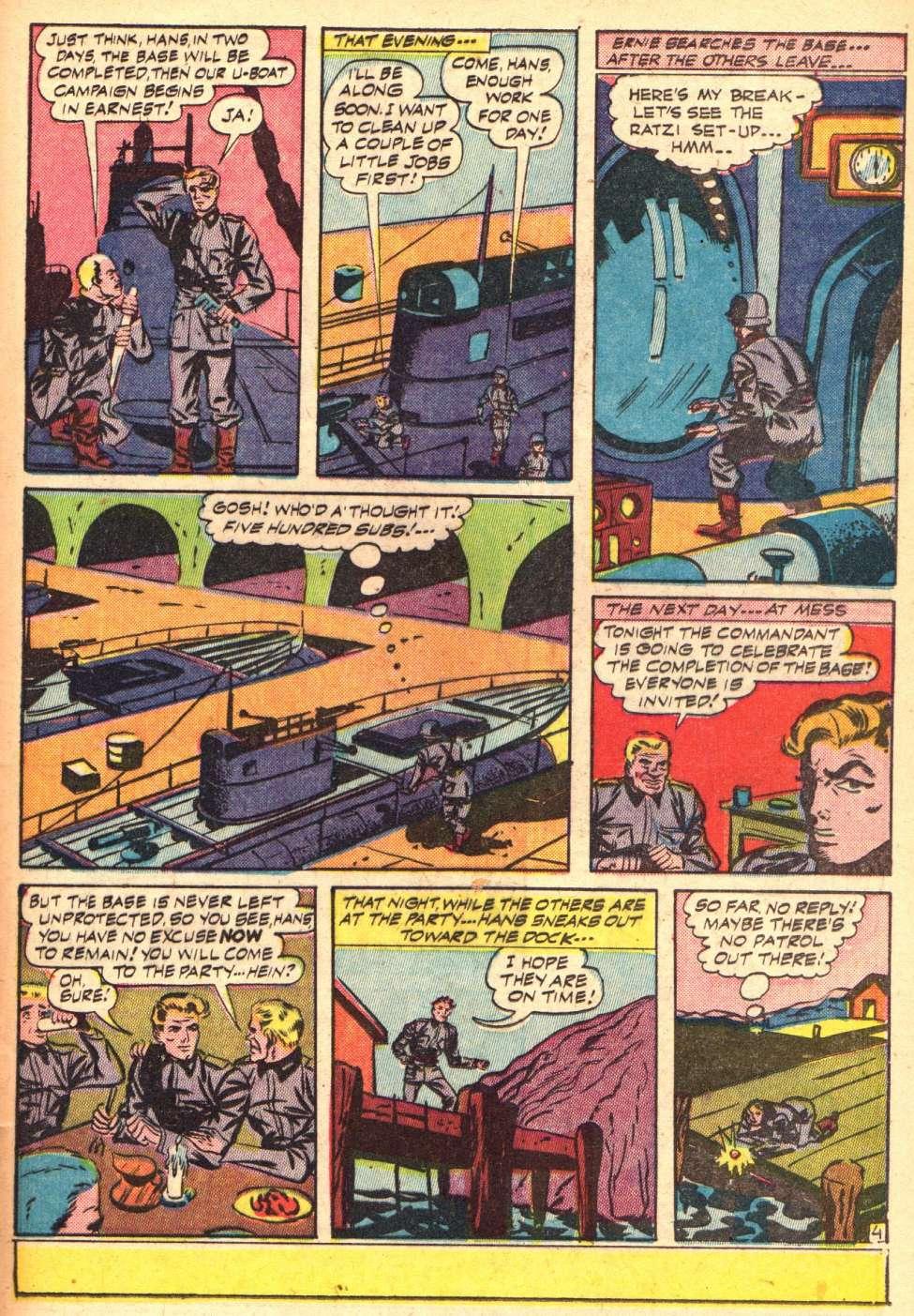 Comic Book Cover For Jeep Comics #1