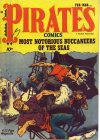 Cover For Pirates Comics 1