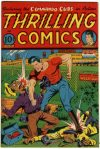 Cover For Thrilling Comics 46