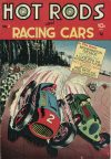Cover For Hot Rods and Racing Cars 2