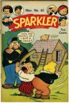 Cover For Sparkler Comics 61