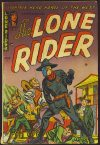 Cover For Lone Rider 8