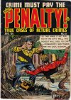 Cover For Crime Must Pay the Penalty 31