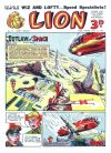 Cover For Lion 21
