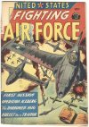 Cover For U.S. Fighting Air Force 6