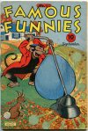 Cover For Famous Funnies 122