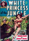 Cover For White Princess of the Jungle 1