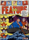 Cover For Feature Comics 73