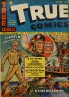 Cover For True Comics 17