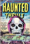 Cover For Haunted Thrills 18