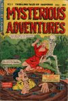 Cover For Mysterious Adventures 11