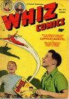 Cover For Whiz Comics 112