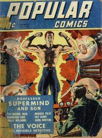 Large Thumbnail For Popular Comics #61