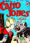 Cover For Miss Cairo Jones 1