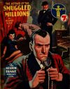 Cover For Sexton Blake Library S3 54 The Affair of the Smuggled Millions