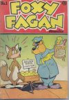 Cover For Foxy Fagan Comics 1