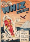 Cover For Whiz Comics 110
