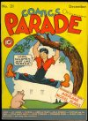 Cover For Comics on Parade 21