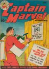 Cover For Captain Marvel Adventures 36 (paper/3fiche)