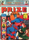 Cover For Prize Comics 13