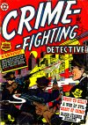 Cover For Crime Fighting Detective 18