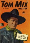 Cover For Tom Mix Western 29