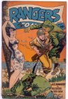 Cover For Rangers Comics 17