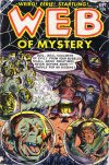 Cover For Web of Mystery 20