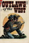 Cover For Outlaws of the West 13