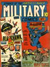 Cover For Military Comics 2