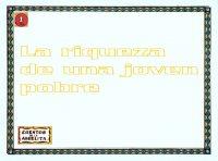 Large Thumbnail For Cuentos de la Abuelita La Riqueza de una Joven Pobre