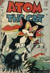 Cover For Atom the Cat 10