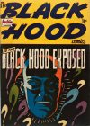 Cover For Black Hood Comics 19