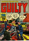 Cover For Justice Traps the Guilty 37