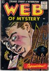 Cover For Web of Mystery 29