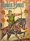 Cover For Robin Hood and His Merry Men 34