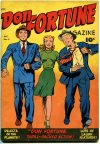 Cover For Don Fortune Magazine 5