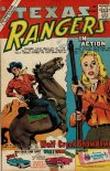 Cover For Texas Rangers in Action 24