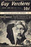 Cover For Guy Vercheres v2 9 Le poignard de verre