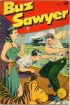 Cover For Buz Sawyer 1