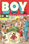 Cover For Boy Comics 42